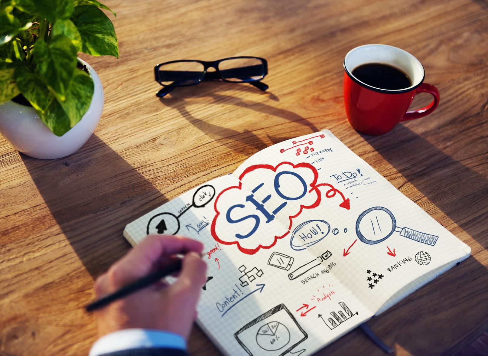 SEO対策により検索エンジンの順位を上げる方法