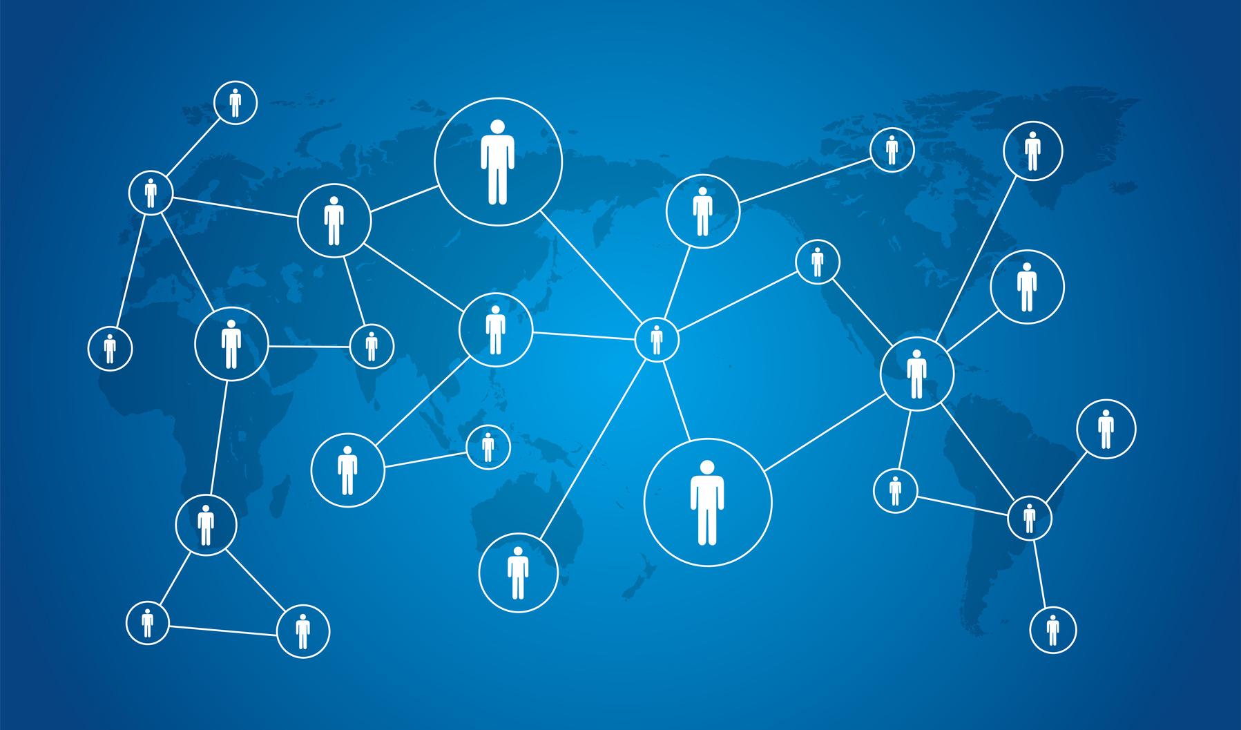 世界中で利用されているソーシャルメディア