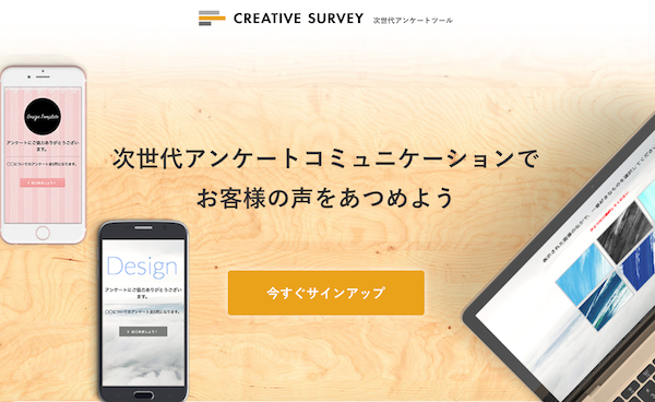 CREATIVE SURVEY