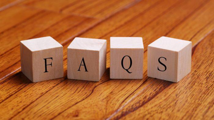 インターネットFAXに関してよくある質問と回答