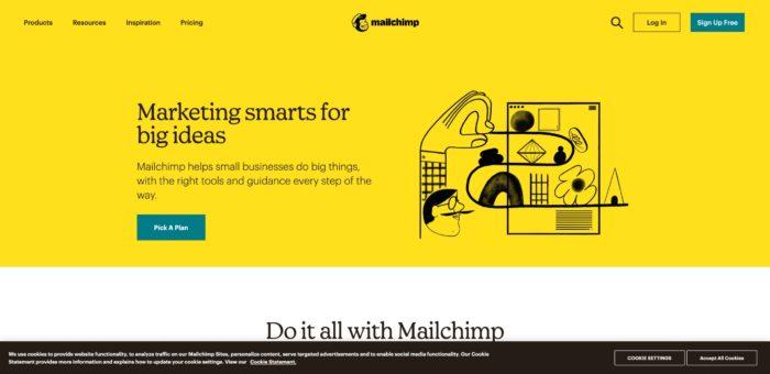 MailChimp(メールチンプ)